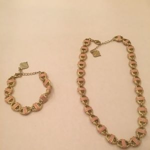 Jewelry - Fornash Necklace and Bracelet